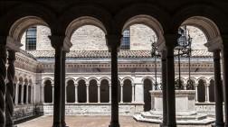 L'abbazia di Santa Croce in Sassovivo (Foligno)