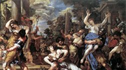 Il ratto delle Sabine di Pietro da Cortona