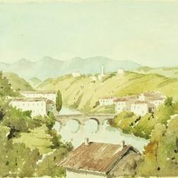 Il ponte di Albiate di Alessandro Greppi