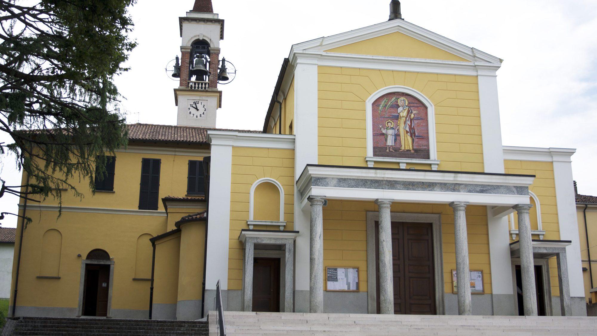 Mostra dell arredo sacro a robbiano di giussano raffaele for Arredo chiesa